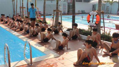 Điều kiện kinh doanh hồ bơi
