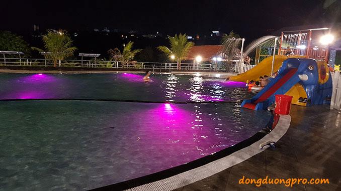 Bể bơi dành cho trẻ em - Xây dựng bể bơi kinh doanh
